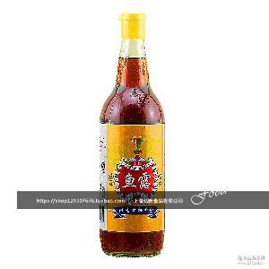 港泰金杯鱼露750ml*12瓶 泰国原汁鱼露 特价 批发价