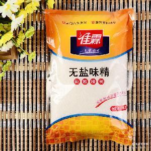 純糧精制 佳霖無鹽味精500克 純度99%20目60目增鮮味精批發