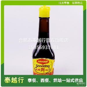 雀巢美极鲜酱油800ml 供应 酱油批发 美极鲜味汁酒店 酱油