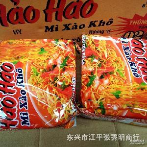 XAO MI 炒面 KHO蝦面一件32包*75g 進口越南好好面