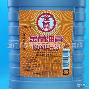 正品特價 廚房料理 臺灣進口調味品 臺灣食品金蘭醬油膏5L*4桶