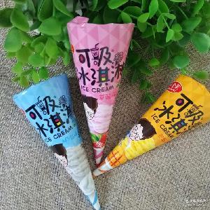 冷冻风味更佳 可吸果味型果冻 小金鼠可吸冰淇淋 带吸管
