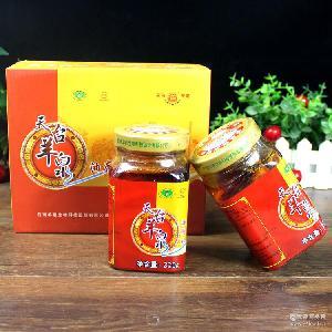 天台羊泉油腐乳320g*2瓶/盒 云南牟定腐乳特产腐乳批发