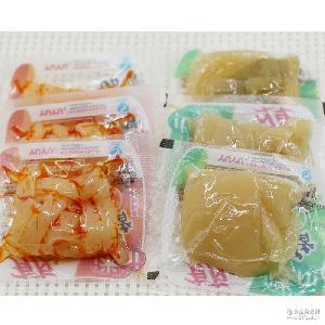 重庆特产山椒风味散装泡椒猪皮晶散装5斤 四川特产有友迷你猪皮晶