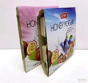櫻桃味酸奶100g*4个12盒 组 批發菲律宾coco蓝莓味