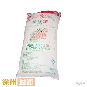 低筋小麦面粉 美玫300 22.7kg原装 烘焙专用 蛋糕饼干粉
