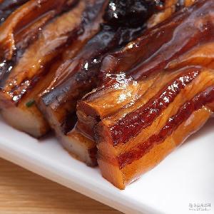热销 广州酒家秋之风金装优质腊肉真空包装500g 广东广式腊肠腊肉