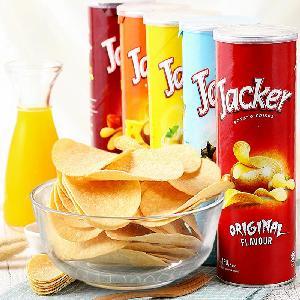 马来西亚进口Jacker杰克牌薯片160g 土豆片膨化食品零食小吃 包邮