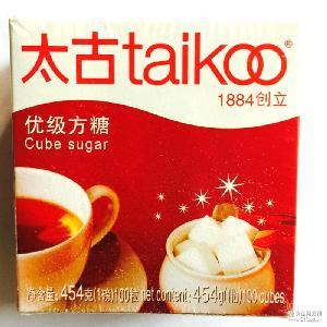 冲调佐料 咖啡伴侣果糖专用糖 太古优质方糖100粒合装 烘焙原料