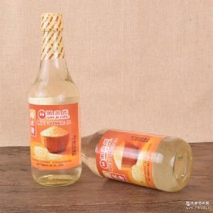 纯粮食加工 台湾进口调味料 万家香糯米醋595ml  糯米酿造