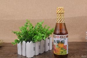 台湾进口万家香水果醋300ml 凉拌醋营养醋 纯酿造