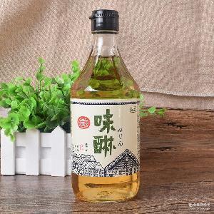 台湾进口十全味霖500ML与工研味琳同款天然釀造味醂味琳