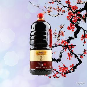 批发【李锦记 红烧上色焖炖调料 锦珍老抽1750ml】酿造酱油1.75L