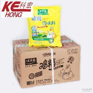 太太樂1kg雞精調味料 1kg*10包/箱