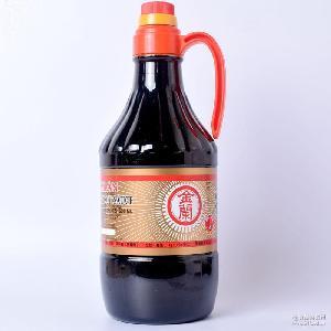 健康人氣廚房調味品 批發 l包裝食品 臺灣進口金蘭特制醬油1500m