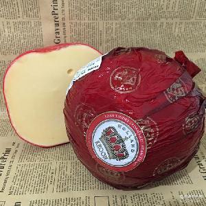 荷兰皇冠红波芝士 1900g左右 淡味伊顿奶酪球沙拉西餐烘焙原料