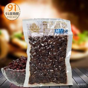 糖纳豆蜜蜜豆 奶茶豆沙包面包馅料 顺南糖渍红小豆 烘焙原料250g