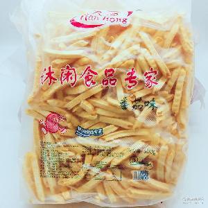 批发 天鸿番茄紫薯方管空心薯条散装 休闲薯片膨化食品零食礼包