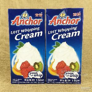 現貨 安佳淡奶新西蘭進口淡奶油1L動物性鮮奶油打發奶油