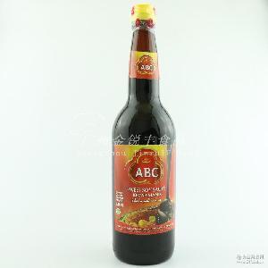 西餐 ABC甜酱油 餐馆调料 酒店 印尼甜酱油 大豆甜酱油620ML*12