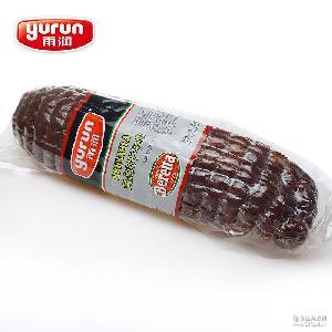 風干火腿 西餐火腿原料 雨潤 臘肉火腿 1kg左右 意式風干牛肉