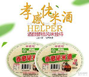 佬米酒 绿色食品400g 中李村 孝感米酒 质量保证 厂家直销 醪糟