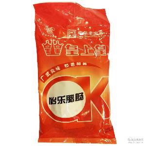 皇上皇怡乐广东腊肠400g广式风味香肠多瘦肉农家腊味腊肉广东