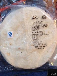 供应 卷饼 暖心园麦西恩8英寸面饼 墨西哥鸡肉卷12张/包 薄饼皮