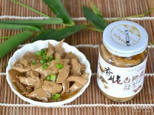 4种口味 香脆杏鲍菇110g 下饭小菜 开胃罐头 送礼居家旅行