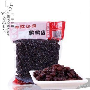 紅豆沙餡 京日蜜蜜豆糖蜜豆蜜紅豆500g 紅小豆甜品面包餡料