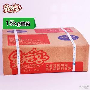 星焙客15kg批发烘焙馅料枣泥纯枣酱枣蓉月饼面包糕点粽子汤圆馅料