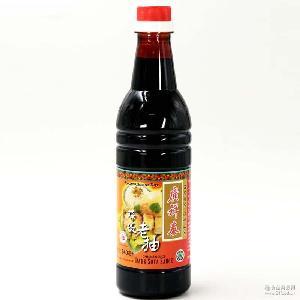 正品进口调味酱油批发 新加坡原装进口老抽640ml广祥泰酿造酱油