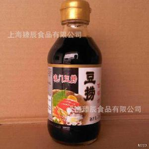 日式海鲜酱油 豆捞 酱油 澳门火锅豆捞酱油200g
