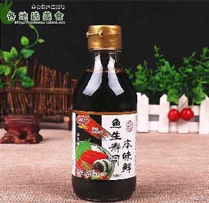 刺身壽司食材火鍋 天禾一統原創魚生壽司本味鮮醬油200ml