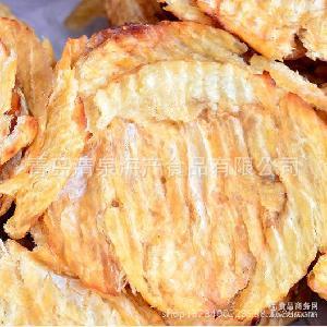 即食海鲜 休闲食品厂家直销批发供应马面鱼片 烤鱼片零食特产