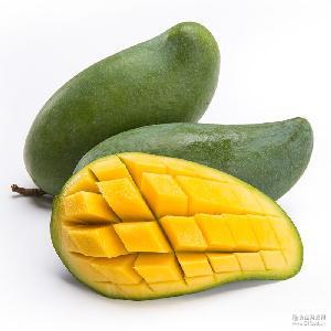 产地直供 广西百色芒果桂七芒果水果新鲜芒果 一件代发 包邮