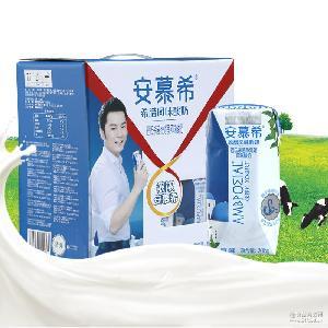 安慕希希腊常温酸奶205g*12/箱 原味酸奶浓浓好味道 伊利