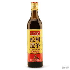 老恒和 三年陈酿 500ml一箱12瓶 酿造料酒