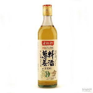 五年陈酿 老恒和 500ml 葱姜料酒