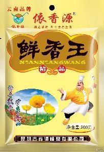 依香源鮮香王營養型*調味品200g廠家直供批發200g*30袋/件調料