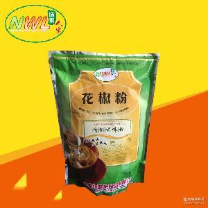水溶性纯天然香辛料 袋装食品调味粉花椒粉 厂家直销