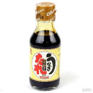 料理 入忠牌燒鰻汁鰻魚調味汁辰溢軒日本料理專用超值家庭裝100ml