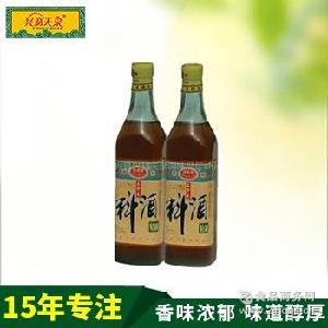 大额批发 出口北京不含酒精料酒 料酒代理 复合调味品