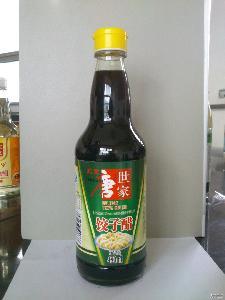 批發供應 唐世家米醋餃子醋 480ml餃子醋