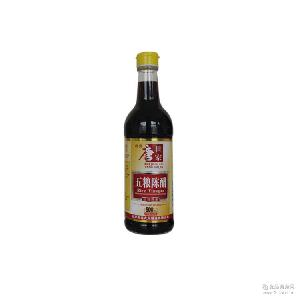 500ml五粮陈醋 北京陈醋批发 北京厂家直销 酿造陈醋