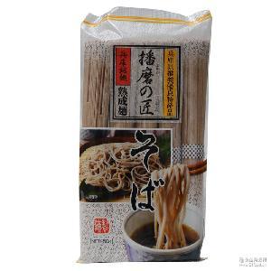 进口 食品 播磨荞麦面450g 播州 原装 荞麦面 日本