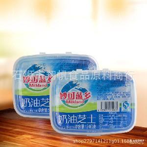 家庭装 妙可蓝多奶酪 奶油芝士 奶油干酪240g*24包