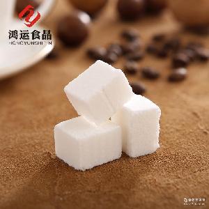 咖啡伴侣调糖 纯正糖咖啡奶茶伴侣方糖400g箱装厂家批发