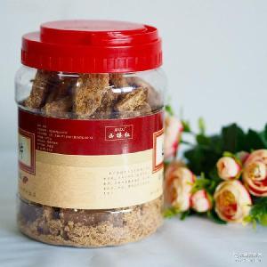 古法红糖 义乌特产西楼红红糖片 产妇月子经期专用红糖2.4斤罐装