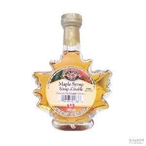 进口加拿大一级亮色 纯枫糖浆100ml枫糖浆烘焙冲调
